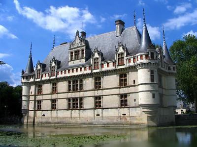 Azay le Rideau Chateau 019 C-Mouton