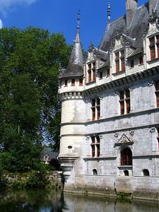 Azay le Rideau Chateau 028 C-Mouton
