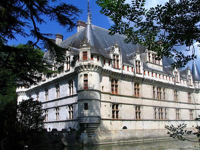 Azay le Rideau Chateau 022 C-Mouton