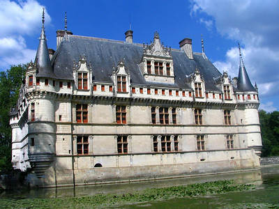 Azay le Rideau Chateau 020 C-Mouton