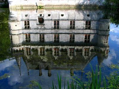 Azay le Rideau Chateau 030 C-Mouton