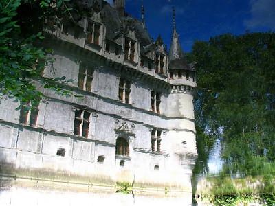 Azay le Rideau Chateau 026 C-Mouton