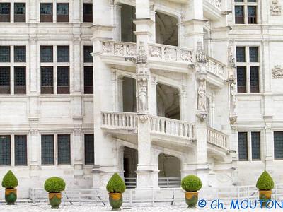Blois Chateau 001 C-Mouton