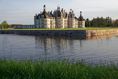 Chateau de Chambord - Exterieurs II