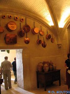 Chenonceau interieurs 11 C-Mouton