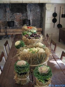 Chenonceau interieurs 24 C-Mouton