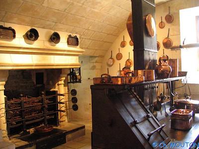 Chenonceau interieurs 12 C-Mouton