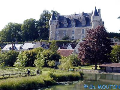 Chateau de Montrésor 4 020602 C-Mouton