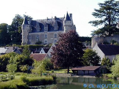Chateau de Montrésor 3 020602 C-Mouton
