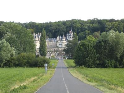 Chateau d'Usse 2 C-Mouton
