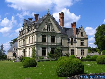 Chateau de la Bourdaisière 10 C-Mouton