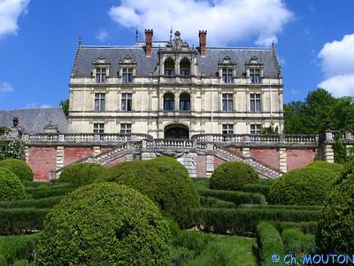 Chateau de la Bourdaisière 01 C-Mouton