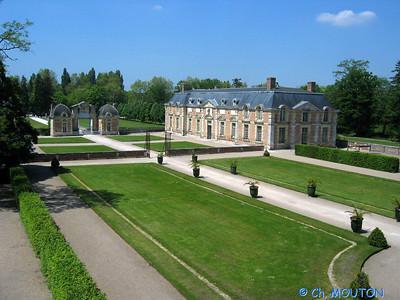Le Ferte St Aubin Chateau 22 C-Mouton