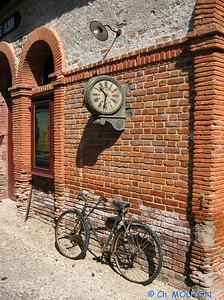 Le Ferte St Aubin Chateau 12 C-Mouton
