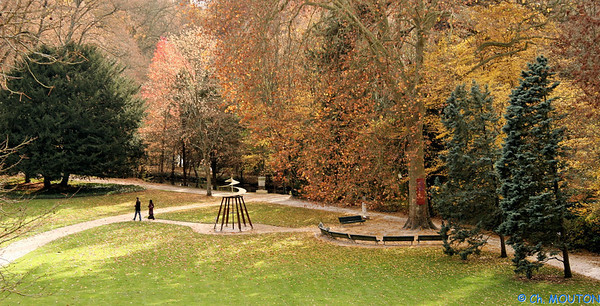 Parc du Clos Luce 3779 C-Mouton