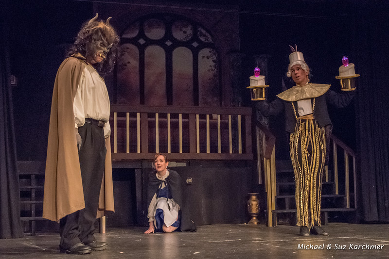 Chatham Drama Guild Beauty and the Beast HR-18