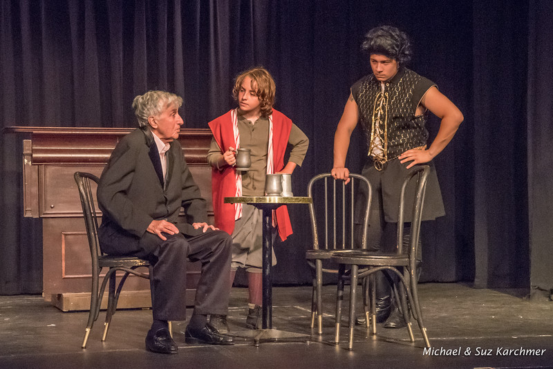 Chatham Drama Guild Beauty and the Beast HR-46