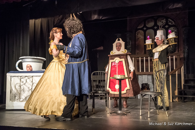 Chatham Drama Guild Beauty and the Beast HR-49