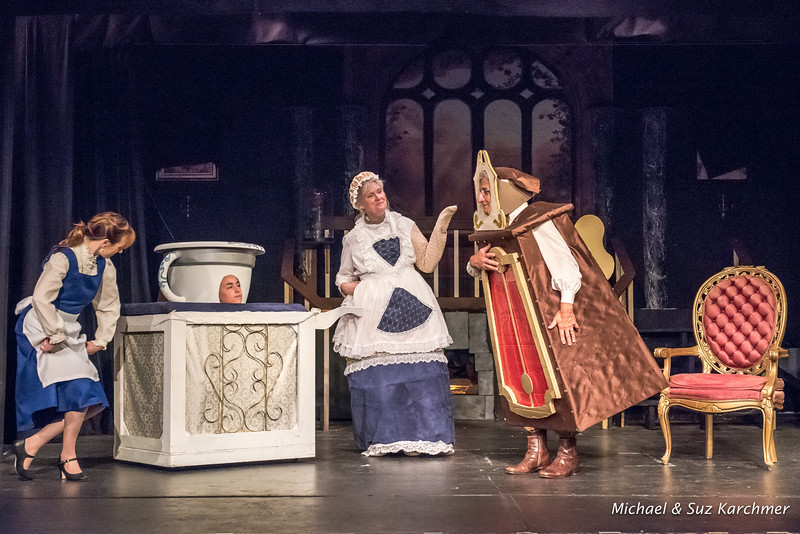 Chatham Drama Guild Beauty and the Beast HR-30