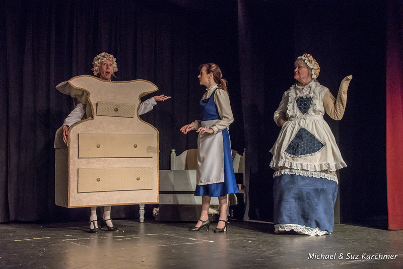 Chatham Drama Guild Beauty and the Beast HR-21