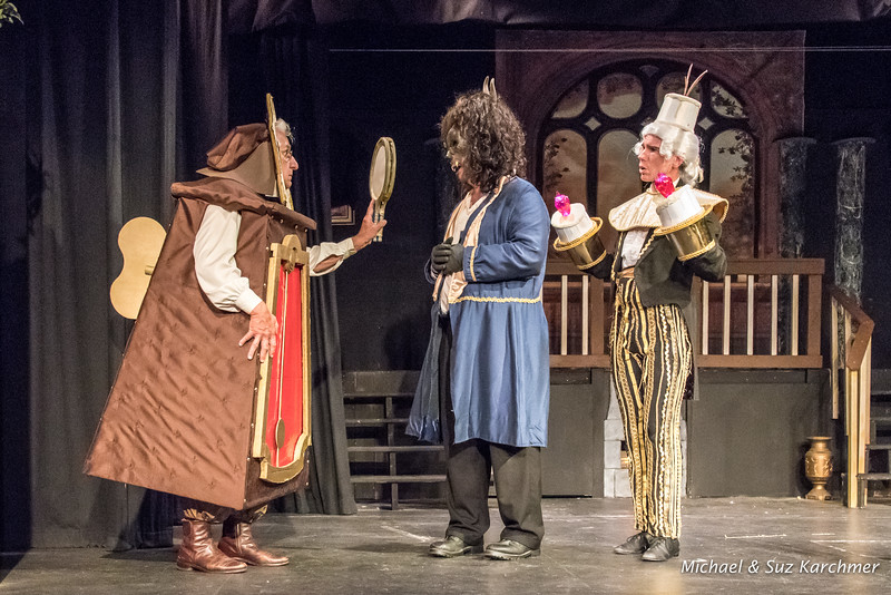 Chatham Drama Guild Beauty and the Beast HR-47