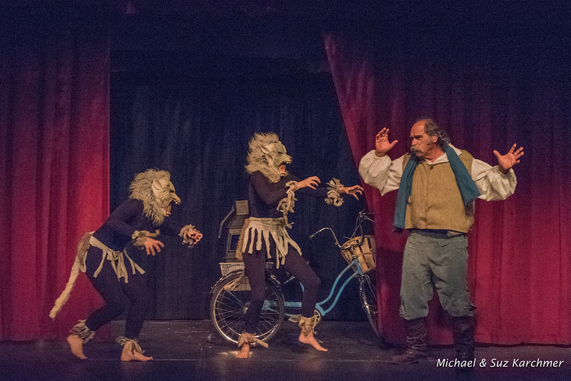 Chatham Drama Guild Beauty and the Beast HR-10