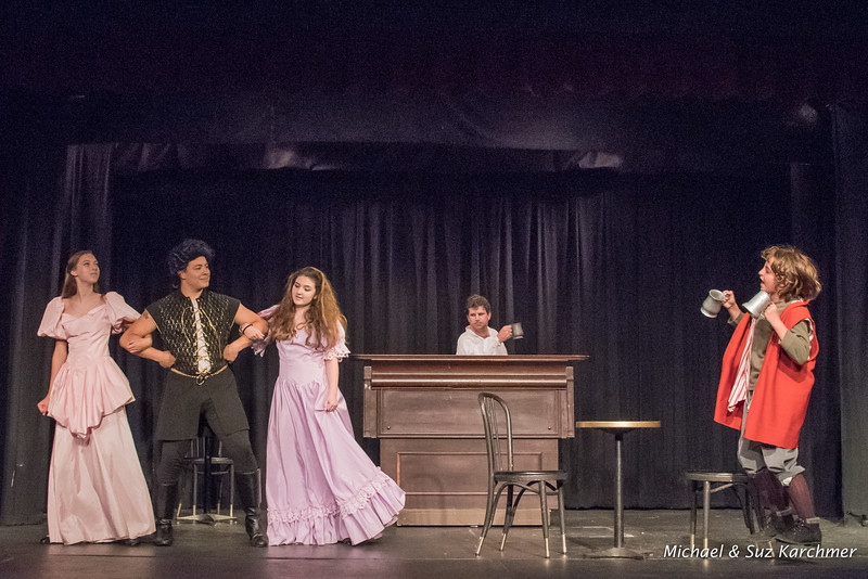 Chatham Drama Guild Beauty and the Beast HR-24