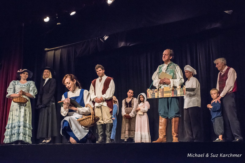 Chatham Drama Guild Beauty and the Beast HR-4