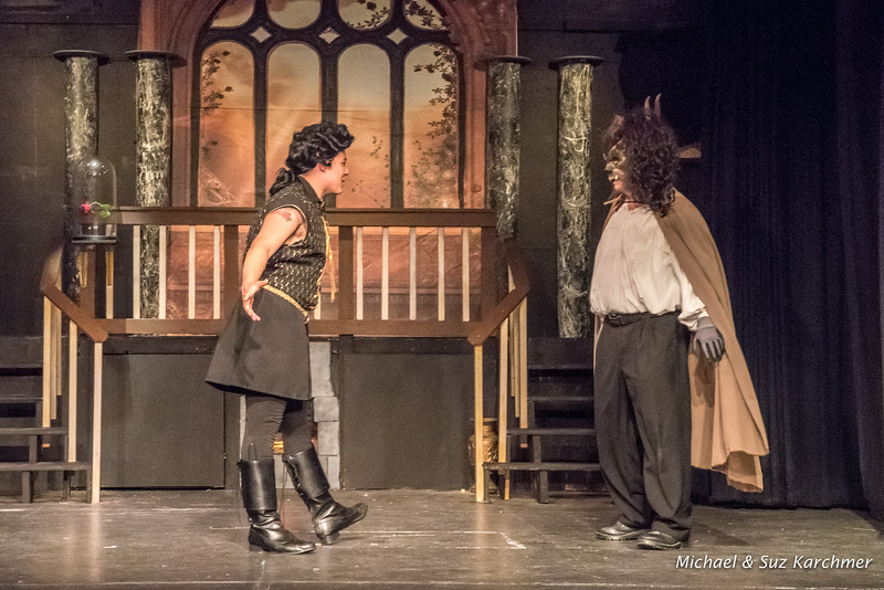 Chatham Drama Guild Beauty and the Beast HR-54