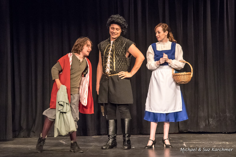 Chatham Drama Guild Beauty and the Beast HR-7