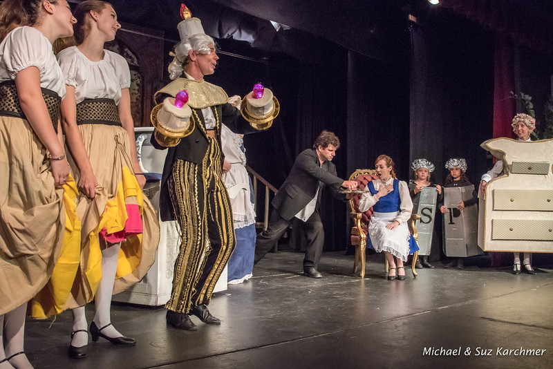 Chatham Drama Guild Beauty and the Beast HR-31