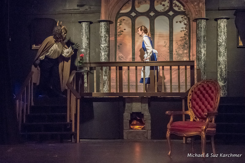 Chatham Drama Guild Beauty and the Beast HR-37