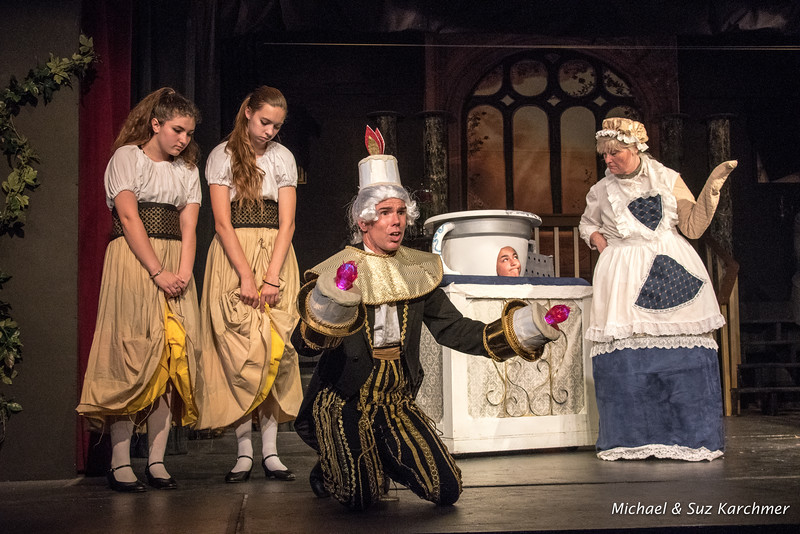 Chatham Drama Guild Beauty and the Beast HR-33