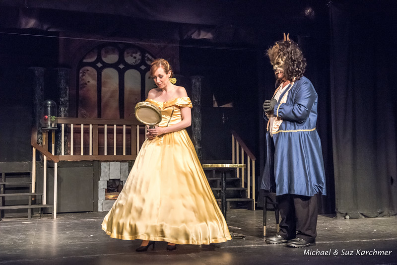 Chatham Drama Guild Beauty and the Beast HR-50