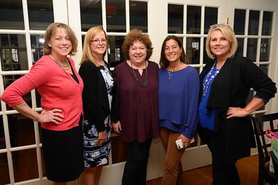 Nancy Gardner, Patti Lotane, AmyTagliaferri, Sharon Mabile, Barbara Rugg