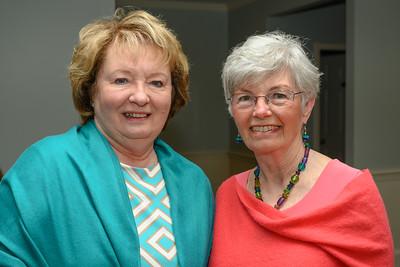 Carole Fechteler, Pat Antonucci
