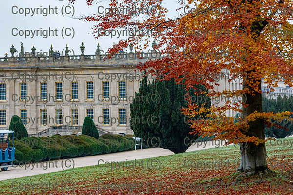Chatsworth over time