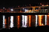 Chickamauga Dam in the night