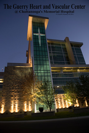 The Guerry Heart and Vascular Center @ Chattanooga's Memorial Hospital.