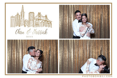 Chau & Garrick's Wedding