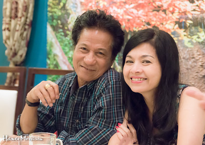 Che Linh and Nha Ho Chi Minh November 2014