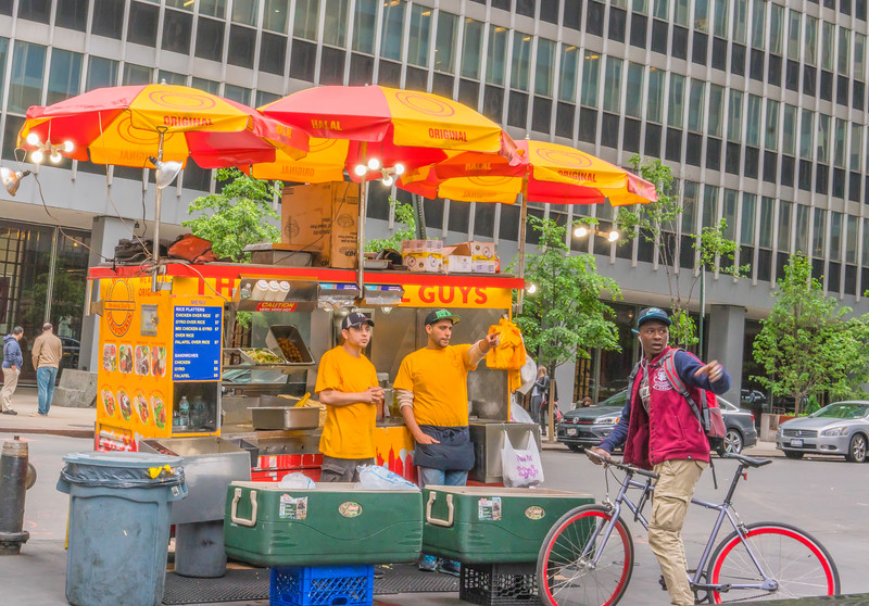 NYC Fast Food on Wheels