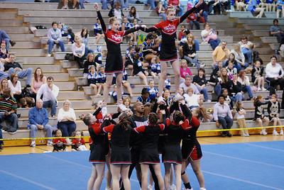 Rutherfordton 2007 - Senior Squad