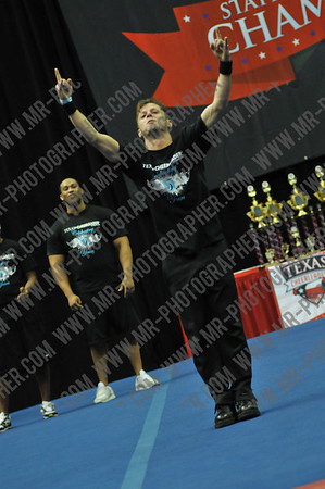 Denton - November 1, 2009  Texas Cheerleader Magazine