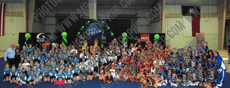 Fun Cheer - Corpus Christi - 2009