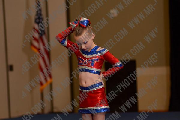 Texas Cheerleader Magazine Conroe 1-9-11