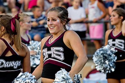 Grandville Sideline Cheer 2012