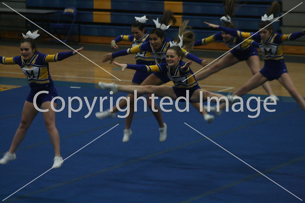 Cheer Invitational hosted by Madison