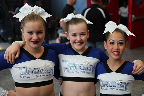 2012 - Cheer | GRB November