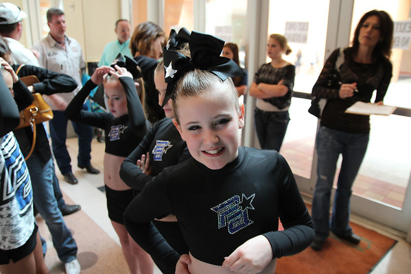 2012 - Galveston Cheer | January